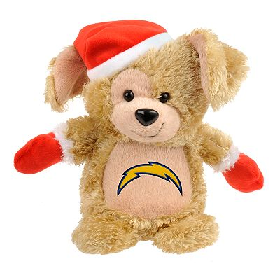 San Diego Chargers Plush Dog