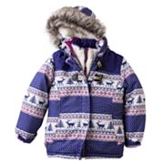 ZeroXposur Vera Fairisle Systems Jacket - Girls 7-16