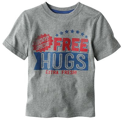Jumping Beans Free Hugs Tee - Toddler
