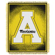Appalachian State Mountaineers Jacquard Throw Blanket by Northwest