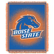 Boise State Broncos Jacquard Throw Blanket by Northwest