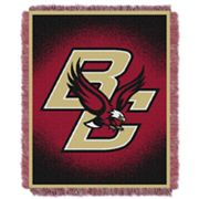Boston College Eagles Jacquard Throw Blanket by Northwest