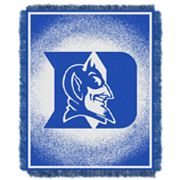 Duke Blue Devils Jacquard Throw Blanket by Northwest