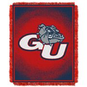 Gonzaga Bulldogs Jacquard Throw Blanket by Northwest