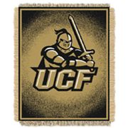 Central Florida Golden Knights Jacquard Throw Blanket by Northwest