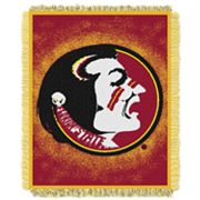 Florida State Seminoles Jacquard Throw Blanket by Northwest