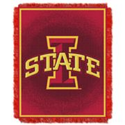 Iowa State Cyclones Jacquard Throw Blanket by Northwest