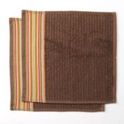 Bobby Flay Stripe 2-pk. Dishcloths