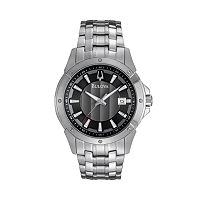 Bulova Men's Stainless Steel Watch - 96B169