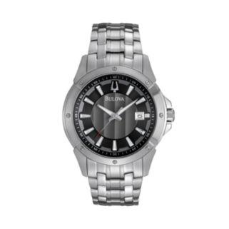 Bulova Men's Stainless Steel Watch - 96B169