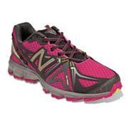New Balance 610v2 Wide High-Performance Trail Running Shoes - Women