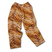 Zubaz Athletic Pants - Maroon and Gold