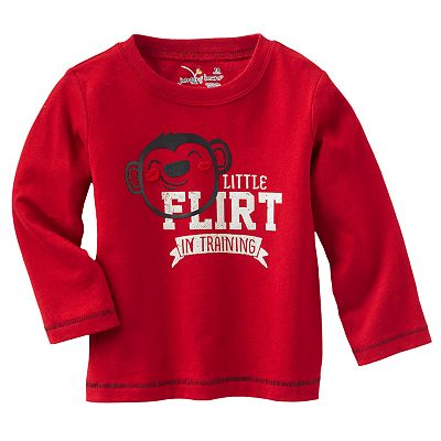 Jumping Beans Little Flirt in Training Tee - Toddler