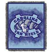 North Carolina Tar Heels Jacquard Throw Blanket by Northwest