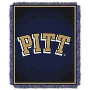 Pitt Panthers Jacquard Throw Blanket by Northwest