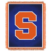 Syracuse Orange Jacquard Throw Blanket by Northwest