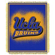 UCLA Bruins Jacquard Throw Blanket by Northwest