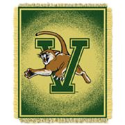 Vermont Catamounts Jacquard Throw Blanket by Northwest