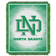 North Dakota Fighting Sioux Jacquard Throw Blanket by Northwest
