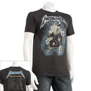 Metallica Ride the Lightning Tee - Men