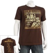 Jimi Hendrix Live at Berkeley Tee - Men