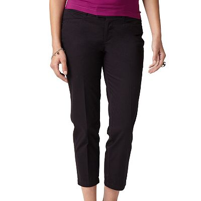 Dockers Metro Truly Slimming Individual Fit Ankle Pants