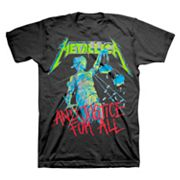 Metallica ...And Justice for All Tee - Men