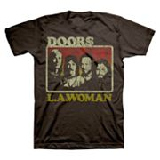 The Doors LA Woman Tee - Men