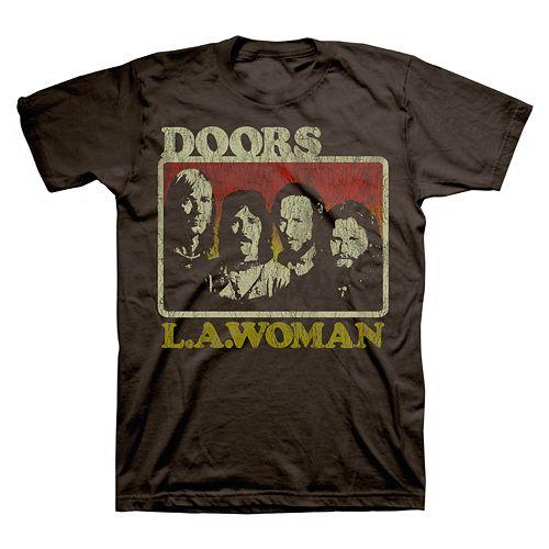 """The Doors """"L.A. Woman"""" Tee - Men"""