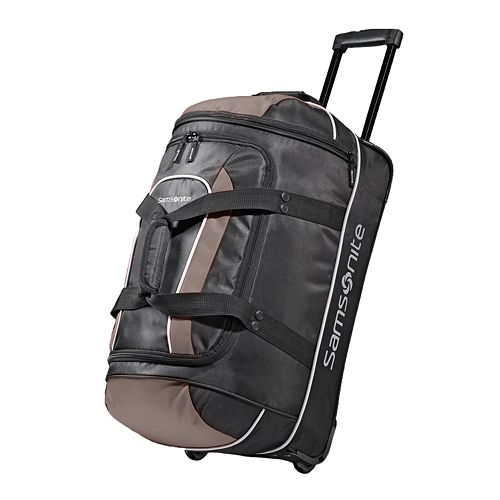 Samsonite Andante 22-Inch Wheeled Duffel Bag