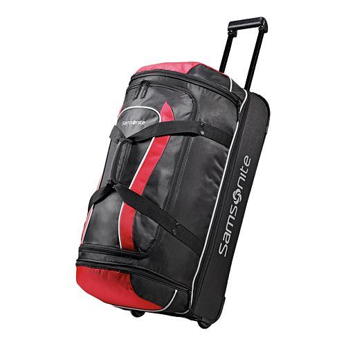 Samsonite Andante 28-Inch Wheeled Drop-Bottom Duffel Bag