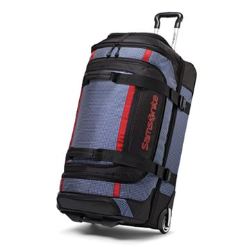 Samsonite Ripstop 26-Inch Wheeled Duffel Bag
