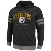 Pittsburgh Steelers Vintage Hoodie - Big and Tall