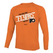 Reebok Philadelphia Flyers Custom Hockey Tee - Boys 8-20