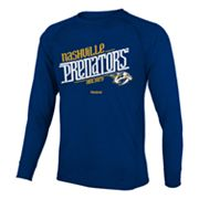 Reebok Nashville Predators Custom Hockey Tee - Boys 8-20