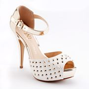 Rock and Republic Studded Platform High Heels - Women