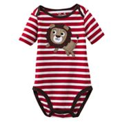 Jumping Beans Lion Striped Bodysuit - Baby