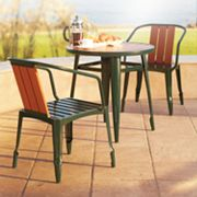 SONOMA outdoors 3-pc. Santa Rosa Bistro Set