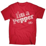 Dr. Pepper I'm a Pepper Classic Tee - Big and Tall