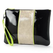Apt. 9 Colorblock Oversized Wristlet