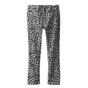 Freestyle Revolution Cheetah Skinny Jeans - Girls 4-6x