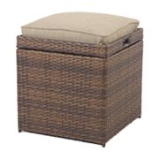 SONOMA outdoors Presidio Storage Ottoman
