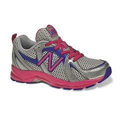 New Balance 554 Wide Running Shoes - Girls