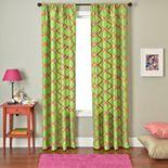 Zambuca 1-pack Window Curtain - 55'' x 84''