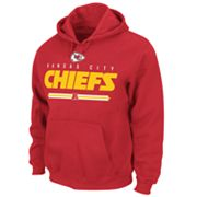 Kansas City Chiefs Pullover Fleece Hoodie - Big and Tall