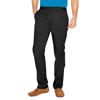 Croft and Barrow Classic-Fit Comfort-Waist Pants