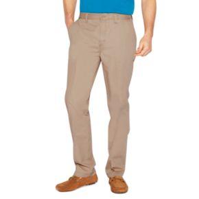 Men's Croft & Barrow® Classic-Fit Full-Elastic Comfort-Waist Pants