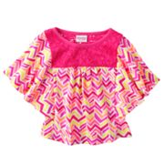 SONOMA life + style Chevron Circle Top - Toddler