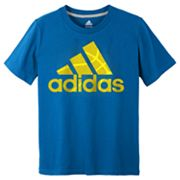 adidas Basketball Tee - Boys 8-20