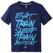 adidas Repeat Tee - Boys 8-20